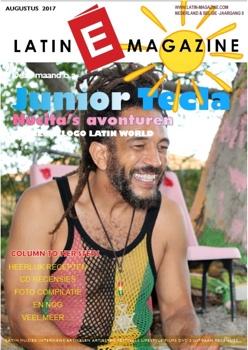 Latin-Magazine editie augustus 2017