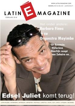 Latin-Magazine editie februari 2018