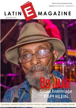 Latin-Magazine editie januari 2018