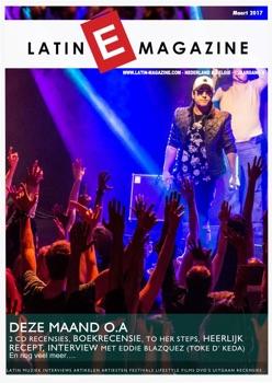 Latin-Magazine editie maart 2017