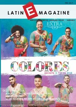 Latin-Magazine editie mei 2017