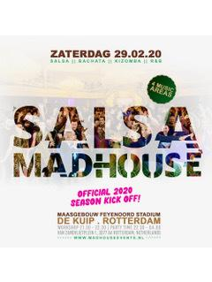 Salsa Madhouse XXXL Edition 29-02-2020