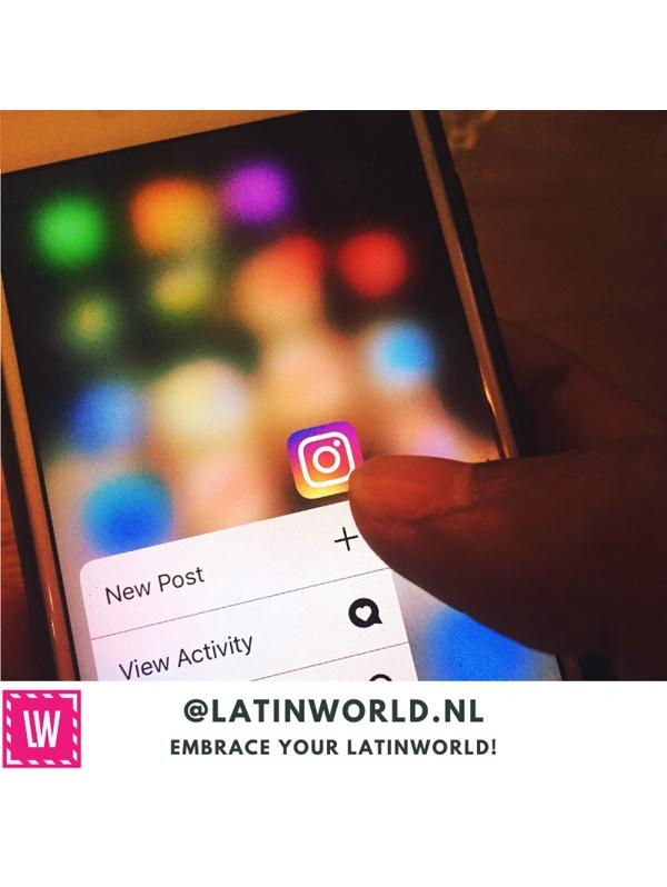 Follow us on Instagram: https://www.instagram.com/latinworld.nl/