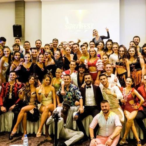 fotos Izmir International Dance Festival Saturday Showtime Part 2 in Altun yunus Hotel op 22-10-2016