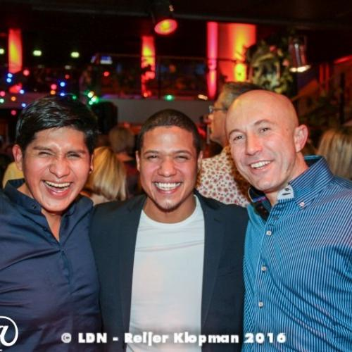 fotos Latin Dance Night 2016 by Reijer Klopman in De Oosterpoort op 12-11-2016