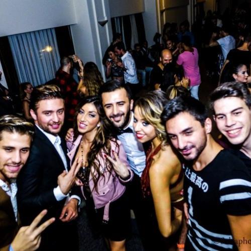fotos Izmir International Dance Festival Saturday Social Part 1 in Altun yunus Hotel op 22-10-2016