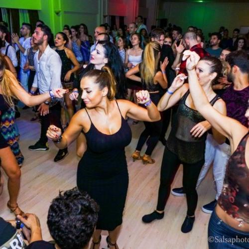 fotos Izmir International Dance Festival Saturday Social Part 2 in Altin yunus Hotel op 22-10-2016