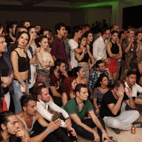 fotos Izmir International Dance Festival Sunday Social Part 1 in Altin yunus Hotel op 23-10-2016