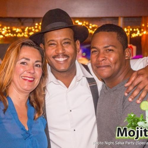 fotos Mojito Night  in Dansschool Oostveen op 03-12-2016