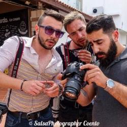 fotos Salsajam LaMaxima79 weekend Poolparty Part 1 in SalamisBay Conti Hotel op 30-04-2017