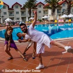 fotos Salsajam LaMaxima79 Weekend Poolparty Part 2  in SalamisBay Conti Hotel op 30-04-2017