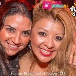 Salsa foto's van Summer Breeze end of Season 2017 in Amsterdam