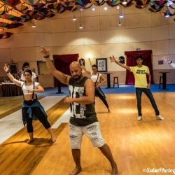 Salsa foto's van Salsajam 2017 Workshops Friday in Cyprus