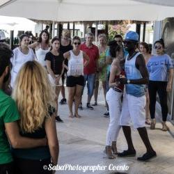 Salsa foto's van Salsajam 2017 workshops Saturday in Cyprus