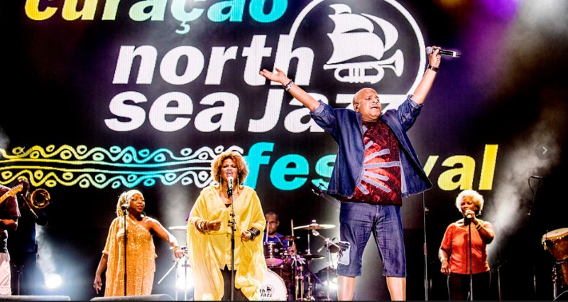 Kassav op North Sea Curacao
