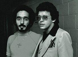 Hector Lavoe en Willie Colon