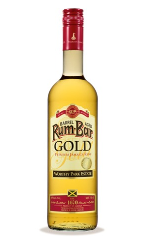 Worthy Park Rum Bar Gold