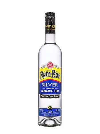Worthy Park Rum Bar Silver