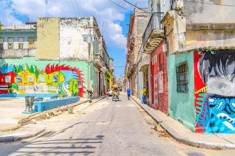 Bici taxi Havana