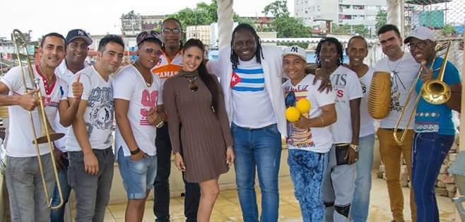 Aisar y el Expresso de Cuba