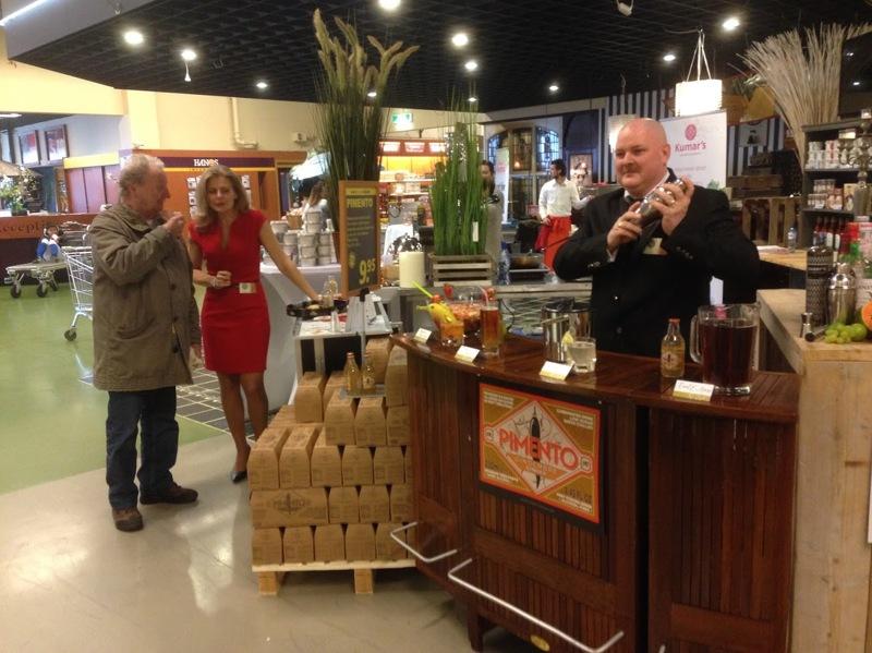 Pimento Ginger Beer Erik Voskamp