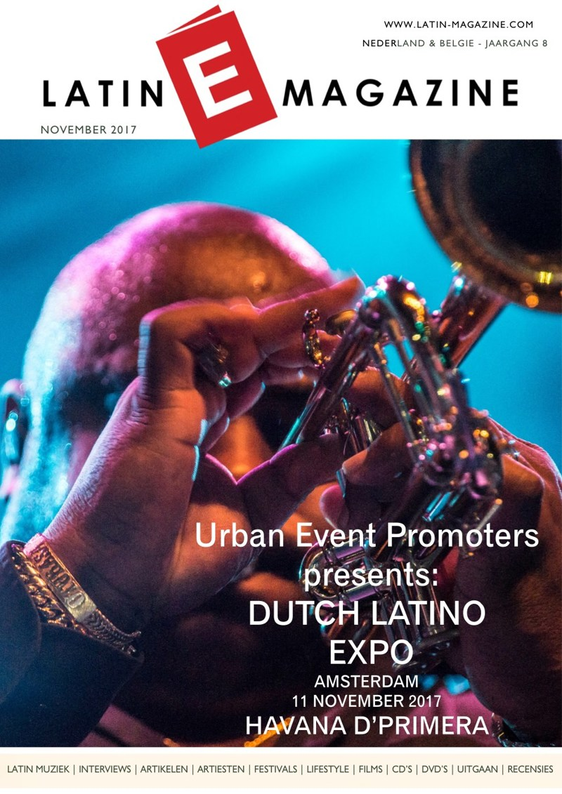 Latin-Magazine editie november 2017