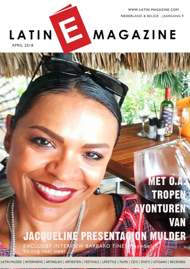 Latin-Magazine editie april 2018