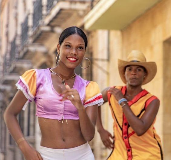 Ooooh Havana!
