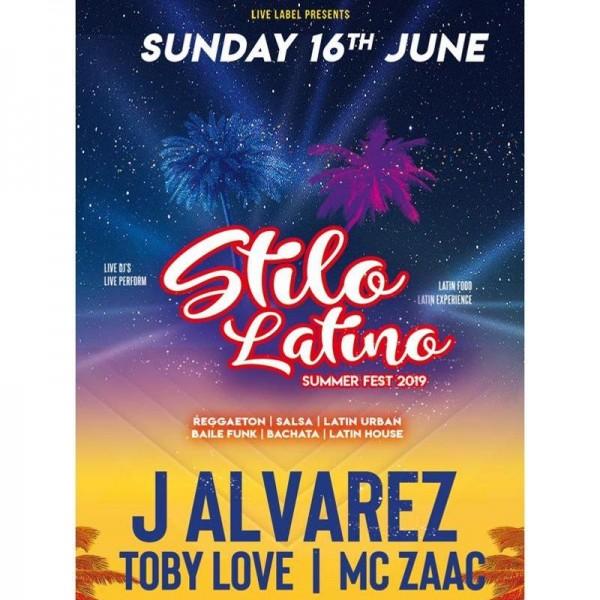 Zo 16 jun 2019: Stilo Latino Summer Festival 2019 in Velsen-zuid
