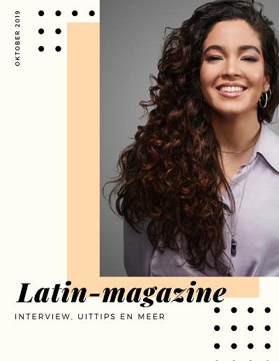 Latin-Magazine nieuwsbrief oktober 2019