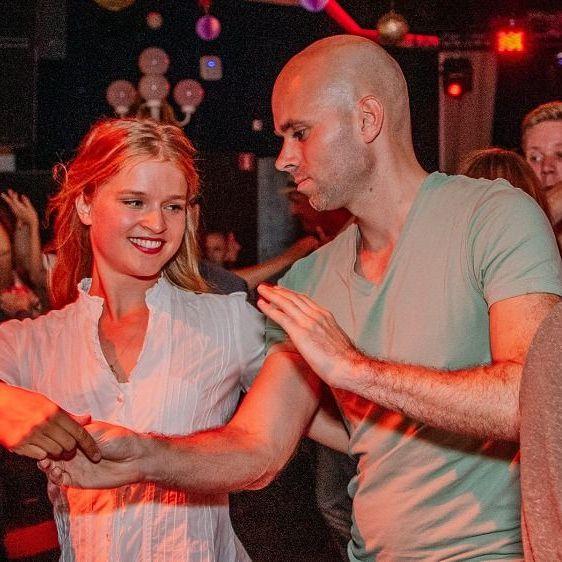 Salsa Romantica met Jan Reijnders