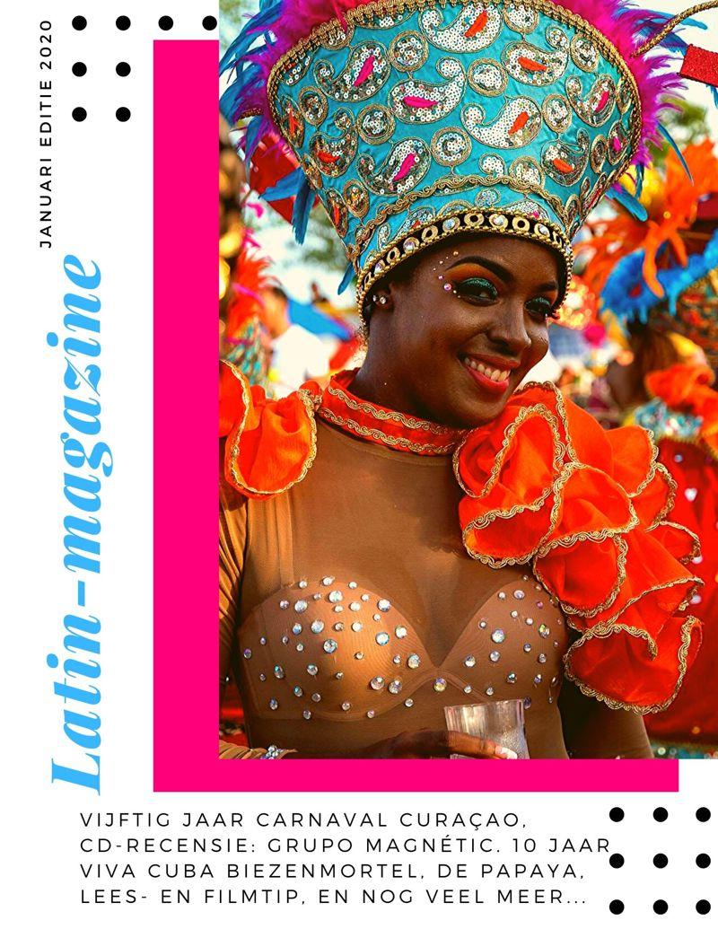 Latin-Magazine nieuwsbrief januari 2020