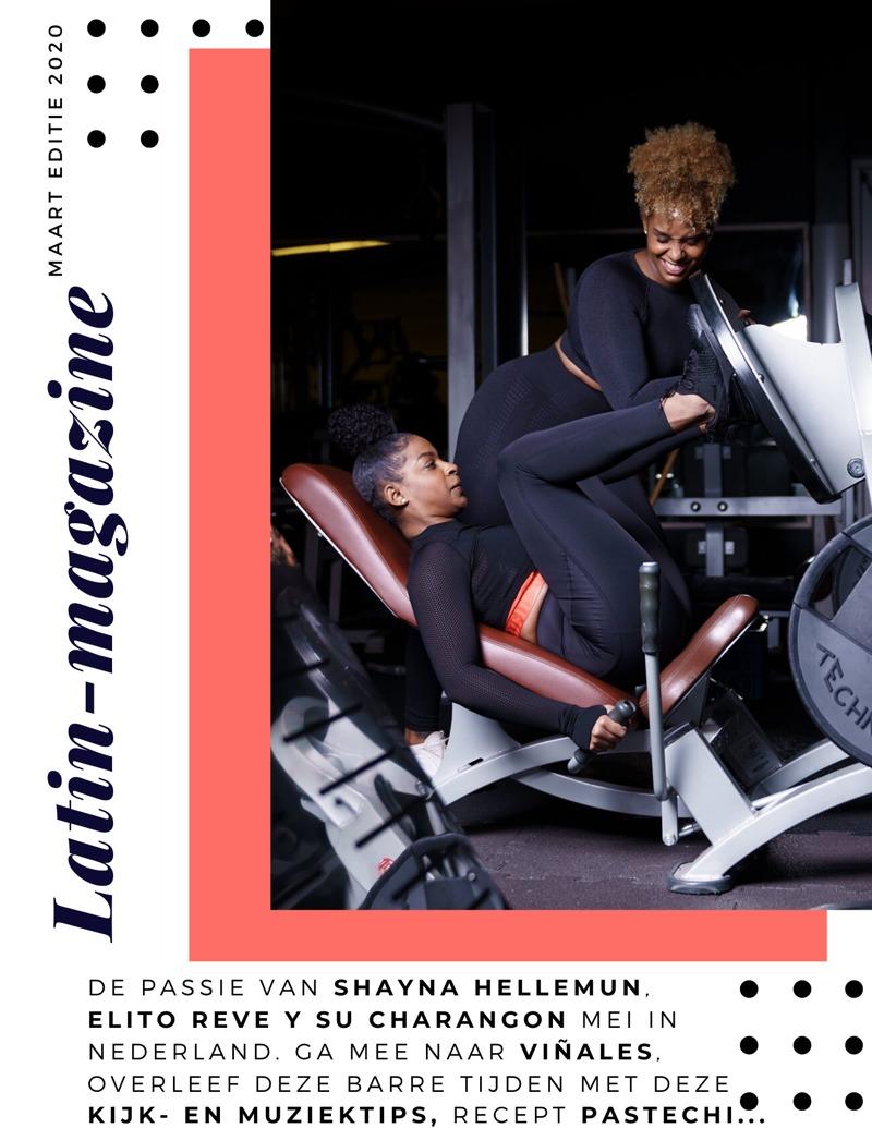 Latin-Magazine nieuwsbrief maart 2020
