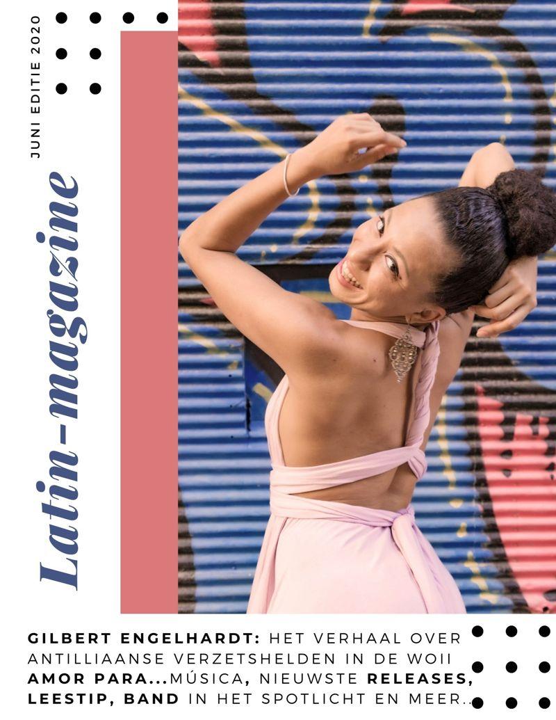 Latin-Magazine nieuwsbrief juni 2020