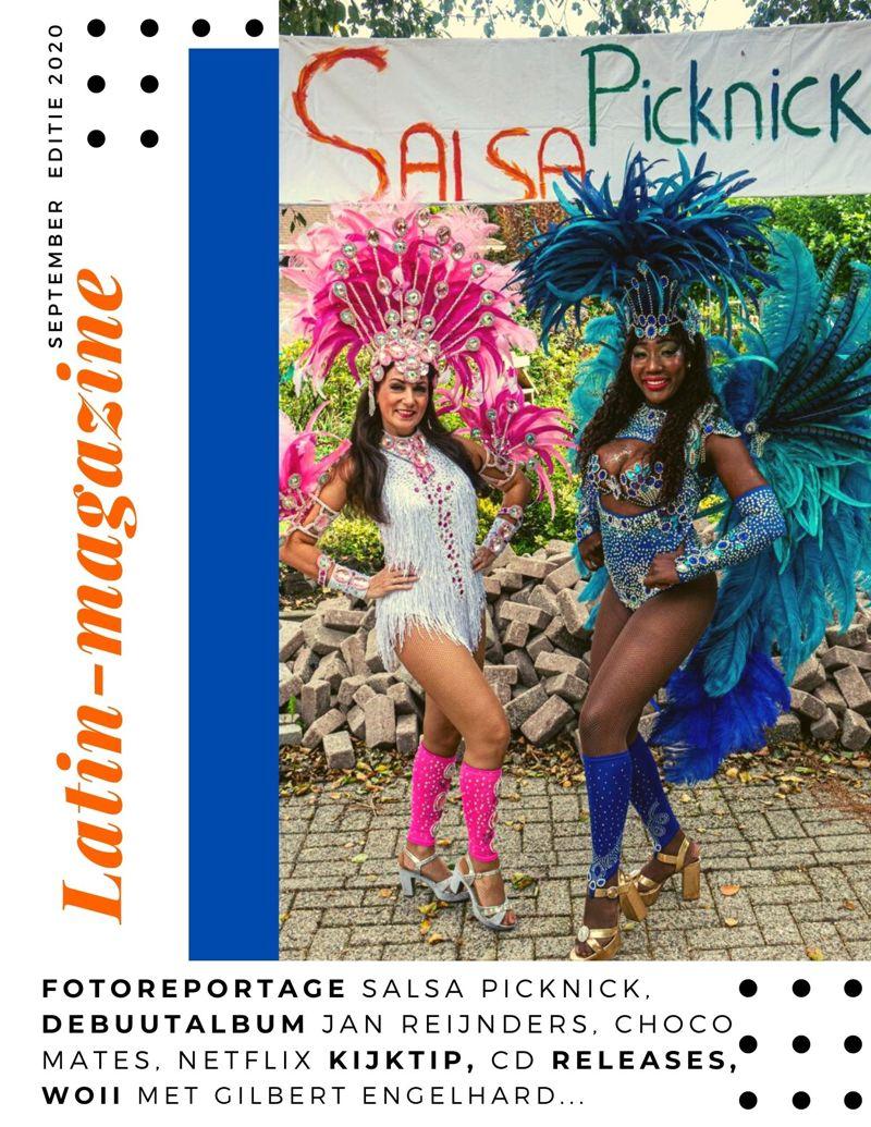 Latin-Magazine nieuwsbrief september 2020