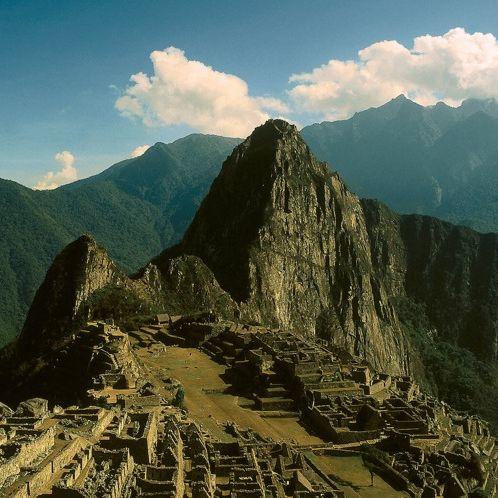Machu Picchu, het eerste CO2 neutrale wereldwonder?