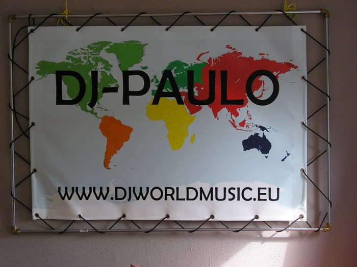 DJ Paulo Netherlands in Wageningen