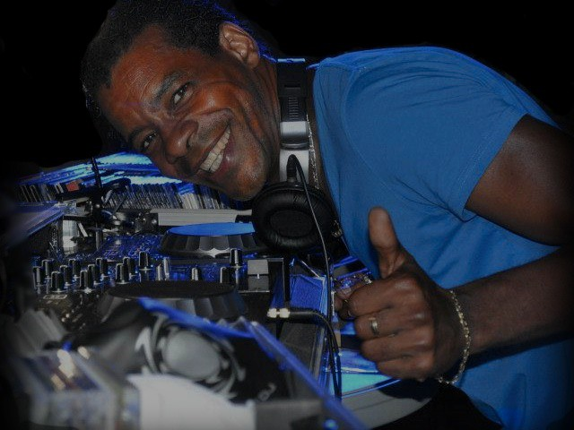 DJ AngelDCuba in Amsterdam