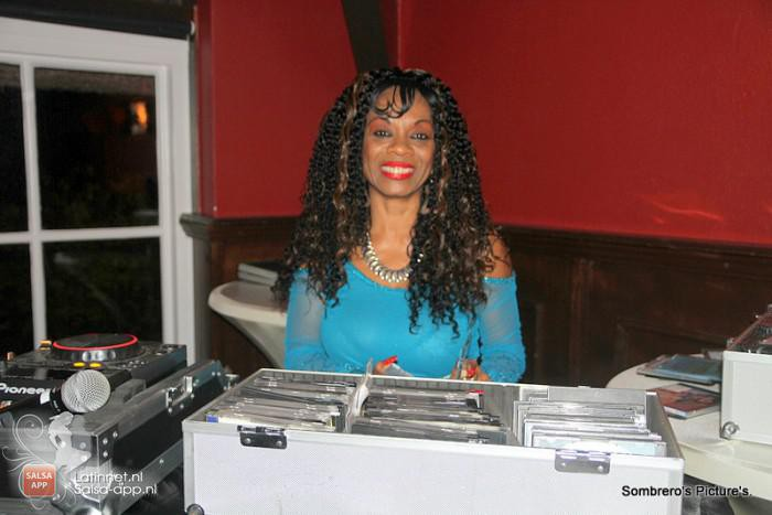 Lady Dj Rosita in Almere