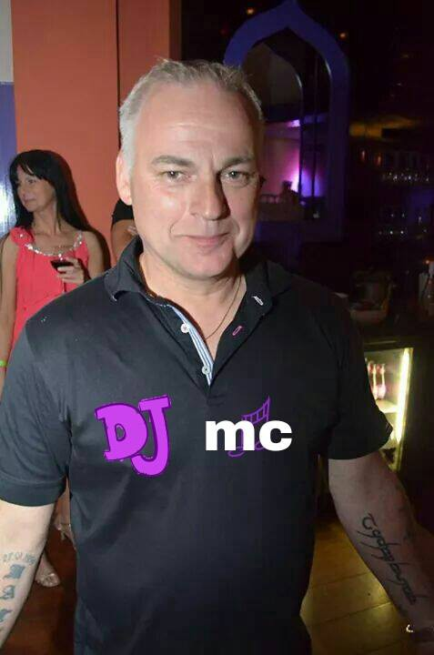 Dj MC Mathieu in