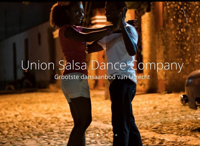 Union Salsa Dance Company in Utrecht | LatinWorld.nl