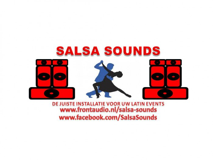 Salsa Sounds : LATIN and AFRO P.A. systems in Beneden - Leeuwen