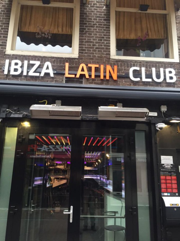 Ibiza Latin Club In Amsterdam Latinworldnl
