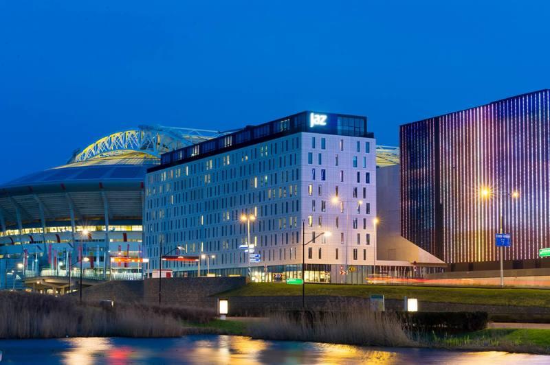 Informatie over jaz hotel in amsterdam for Design hotel jaz in the city