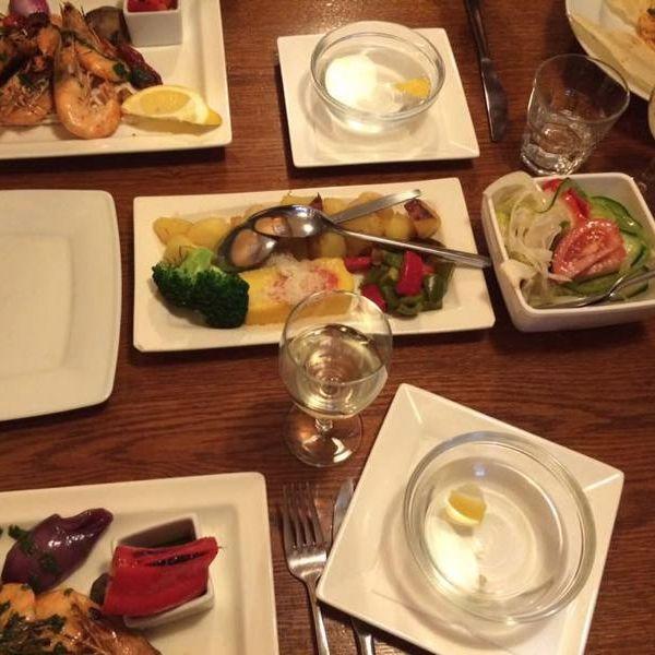 Italiaans Restaurant Osteria Da Vinci In Groningen Latinworldnl