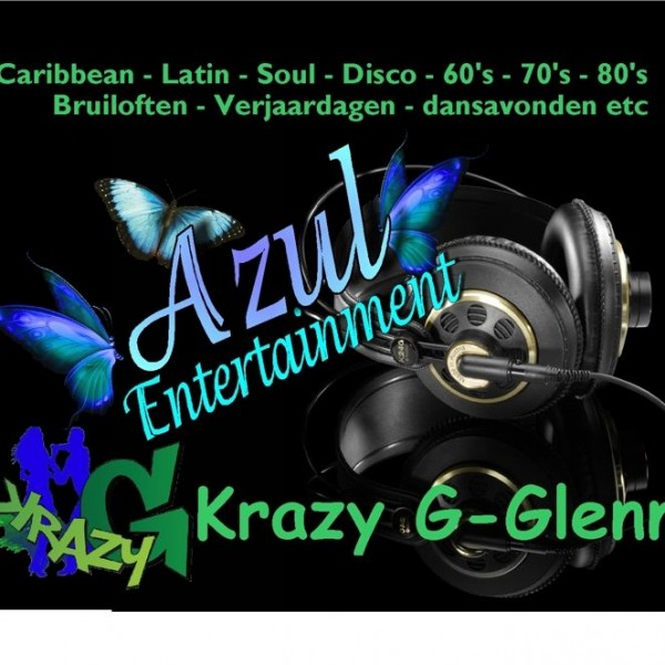 Krazy G en Azul entertainment in