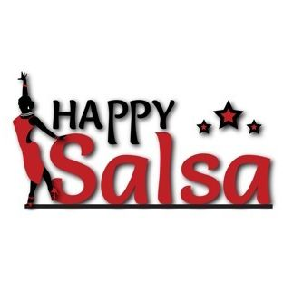 Happy salsa in